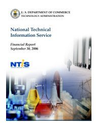 National Technical Information Service