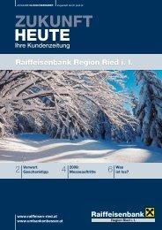 Raiffeisenbank Region Ried i. I. - umbankenbesser.at