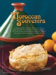 oroccan ouvenirs - Morocco On The Move