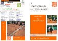 Ausschreibun Mixed STC 2010-1 - Tennisclub Wedel