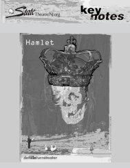 Hamlet - State Theatre