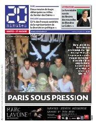 53 % des Français satisfaits de la représentation de la ... - 20minutes.fr