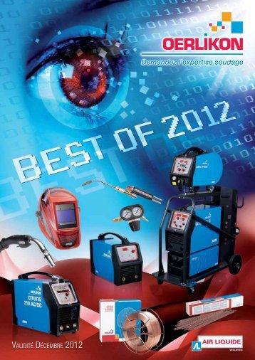 BEST OF 2012 OERLIKON_bis_BEST OF 2008 OERLIKON