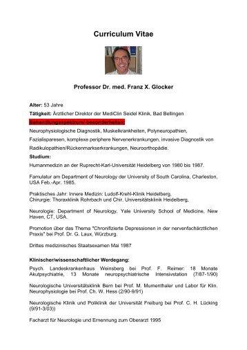 Niedlich Lebenslauf Für Arzt Assistent Programm Bilder - Beispiel ...