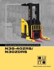 N35-40ZRS/ N30ZDRS - Hyster Company