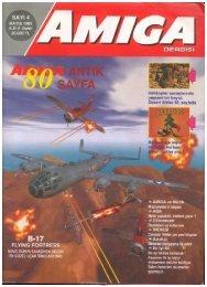 Amiga Dergisi - Sayi 04 (Mayis 1993).pdf - Retro Dergi
