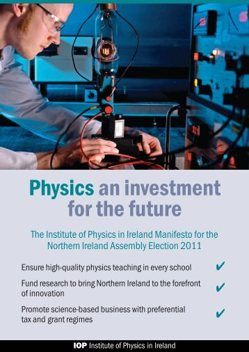 PDF, 357 - The Institute of Physics in Ireland