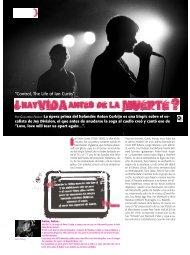 31-33 guille franco.qxp - Revista La Central