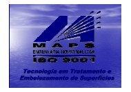 Case Prático MAPS - Engenharia Industrial - Sr. Cláudio Amarante