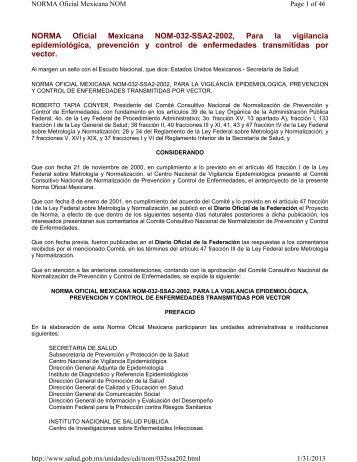 norma oficial mexicana 007 pdf free