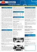 Prospekt - výklopná vrata (formát .pdf) - Trido - Page 2
