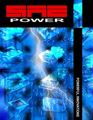 Download SAE Power Company Profile PDF
