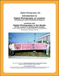 Architecture And Architectural History - Digital photography camera ...