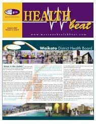 August 2002 - McCrone Healthbeat