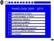 PIANO CASA 2009 - 2010 - Audis