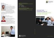 GradCertEco6pp_DL_Brochure_low res.pdf - School of Medicine ...