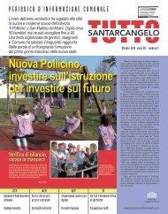 Nuova Pollicino, investire sull'istruzione per investire sul futuro