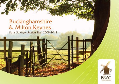 Rural Strategy Action Plan - Buckinghamshire County Council