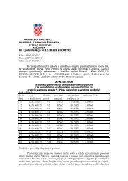 Javni natječaj za prodaju građevinskog zemljišta. - Općina Sikirevci