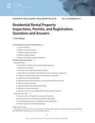 Residential Rental Property Inspections, Permits, and Registration ...