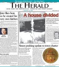 NEWS - Carolina Weekly Newspapers