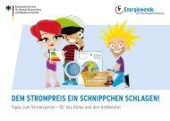Dem Strompreis ein Schnippchen Schlagen! - BMU - Bund.de