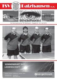 0704 Blickp Balzhsn 123.indd - TSV Balzhausen