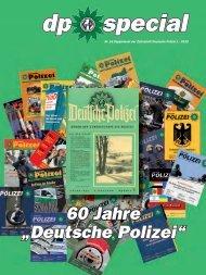 dp special Nr. 16 - DEUTSCHE POLIZEI 1/2012 - GdP