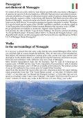 Itinerari consigliati a piedi nei dintorni di Menaggio con piantina - Page 2