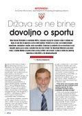 magazin hrvatskog olimpijskog odbora - Hrvatski Olimpijski Odbor - Page 6