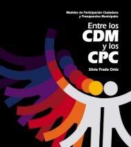 Modelos de participación ciudadana y presupuestos municipales.