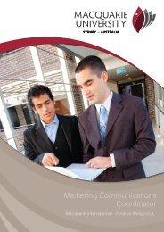 HR_Marketing and Communications Coordinator.indd - International ...