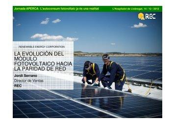 REC Peak Energy - Aperca