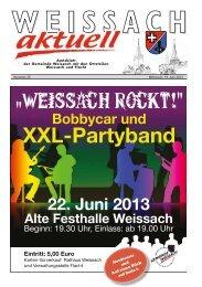 Ausgabe KW 25/2013 - Weissach