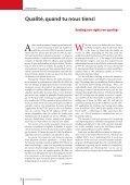 Union Postale, revue de l'Union postale universelle - UPU ... - Page 4