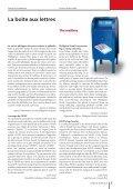 Union Postale, revue de l'Union postale universelle - UPU ... - Page 5