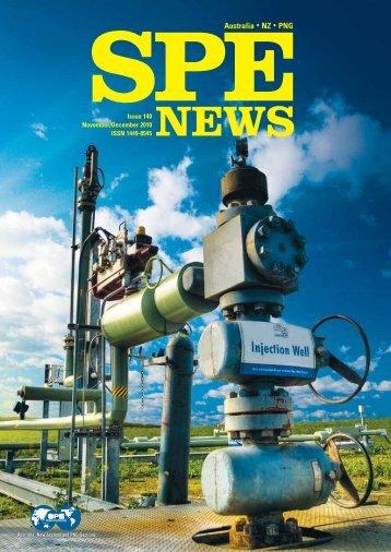 Download Issue 140 - November/December 2010 - SPE WA