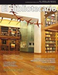 ene-mar - Dirección General de Bibliotecas - Consejo Nacional para ...