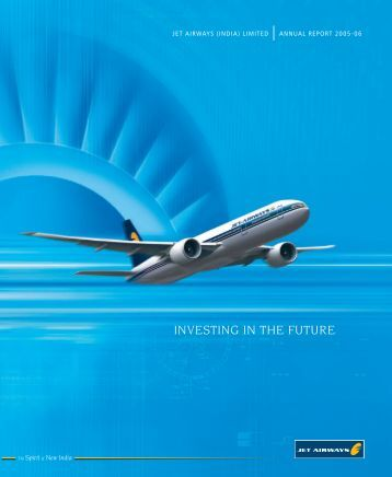 Annual Report - Jet Airways