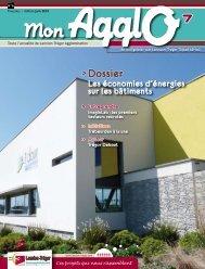 Mon Agglo n°6 - juin 2010 - Lannion-Trégor Agglomération