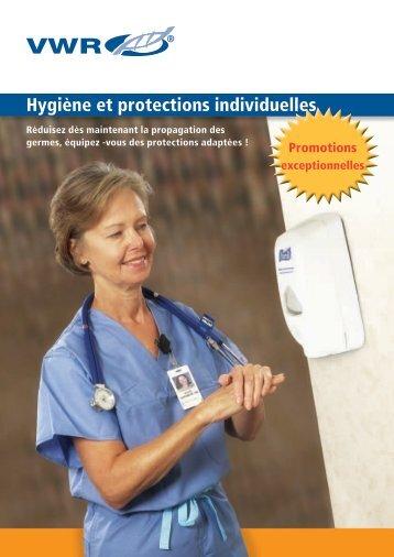 Hygiène et protections individuelles