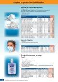 Hygiène et protections individuelles - Page 2