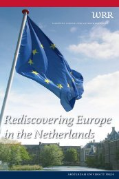 Rediscovering Europe in the Netherlands - St Antony's College ...