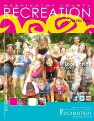 Recreation - Washington County, MD Public Schools