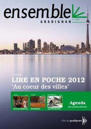 lire en poche 2012 - Gradignan