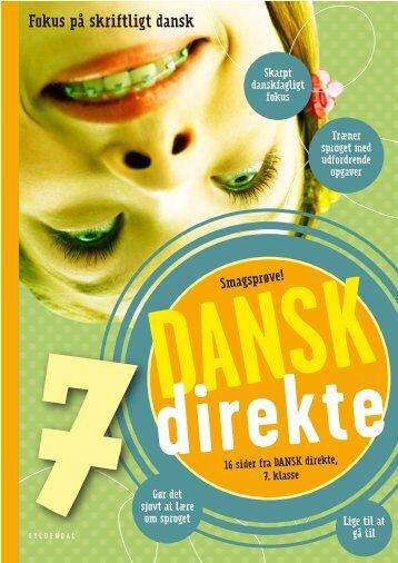 Dansk direkte 7.pdf - Gyldendal