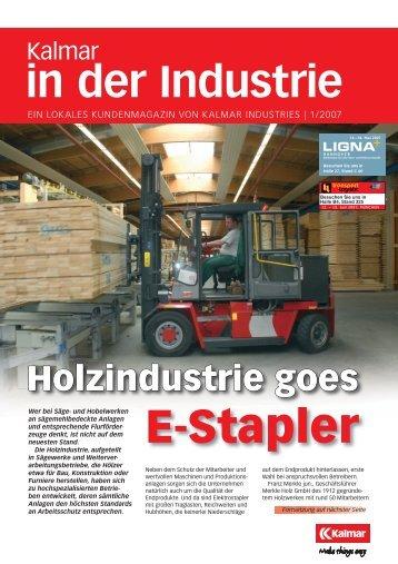 in der Industrie - Cargotec