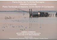 Parco Delta del Po Emilia-Romagna PRESENTAZIONE Piano ...