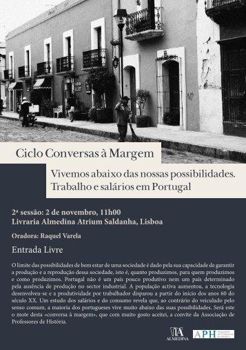 Flyer - Livraria Almedina
