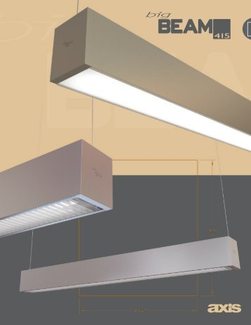 consult factory for staggered lamps - LumiGroup